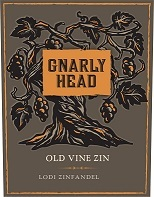 Gnarly Head Old Vine Lodi Zinfandel