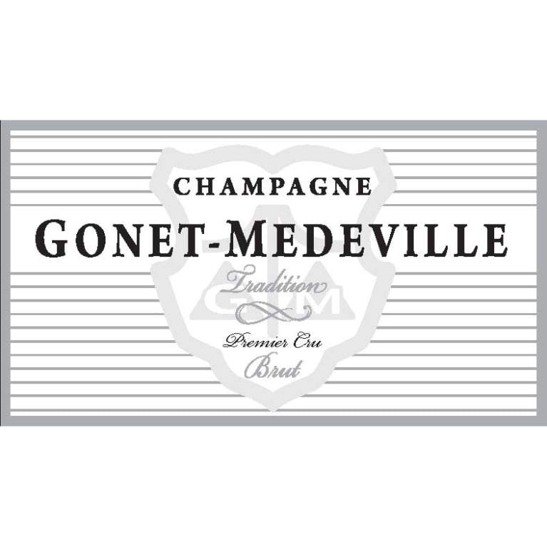 Gonet Medville Brut Tradition
