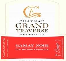 Grand Traverse Gamay Noir