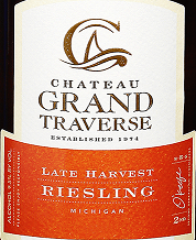 Grand Traverse Late Hrvst Riesling