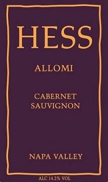 Hess Allomi Vineyard Cabernet 375Ml 2016