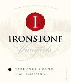 Iron Stone Cab Franc