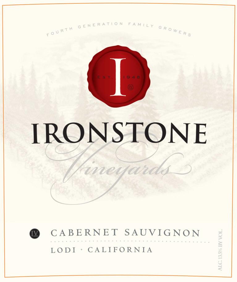 Ironstone Cabernet Sauvignon 2018