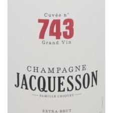 Jacquesson Cuvee No 743 Nv
