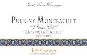 Jean Chartron Clos De La Pucelle Puligny Montrachet 2017