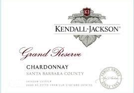 Kendall Jackson Grand Reserve Chardonnay Mv