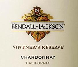 Kendall Jackson Chard