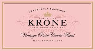 Krone Rose Cuvee Brut 2018