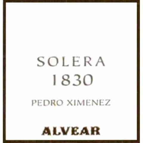 Alvear 1830 Pedro Ximenez 500Ml