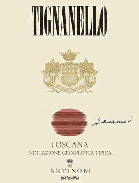 Antinori Tignanello