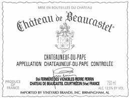 Beaucastel Chateauneuf Du Pape