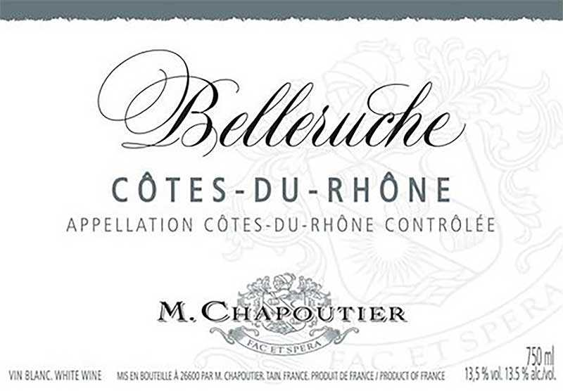Belleruche Cotes Du Rhone