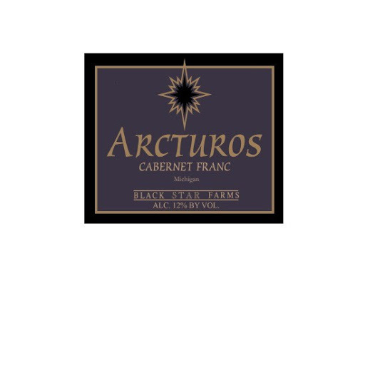Black Star Farms Arcturos Cabernet Franc 2017
