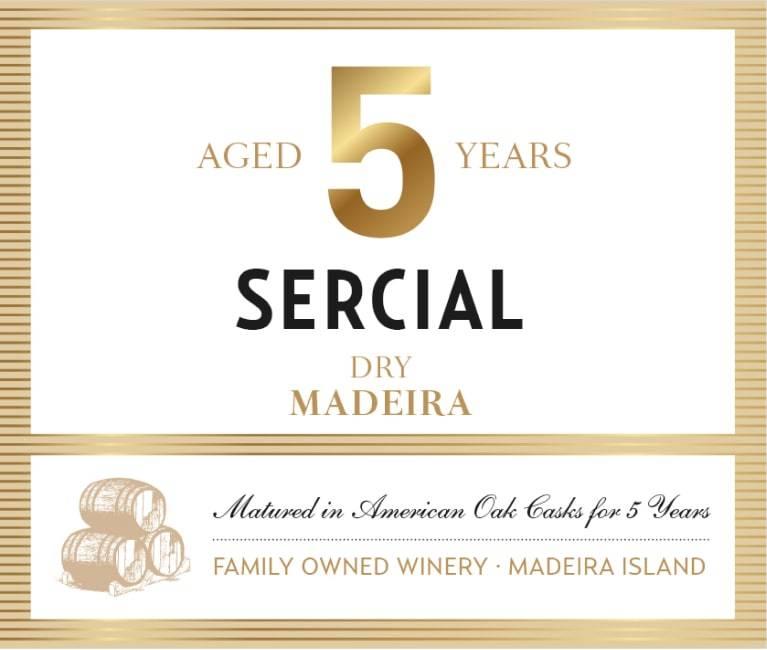 Blandys Sercial Madeira Nv