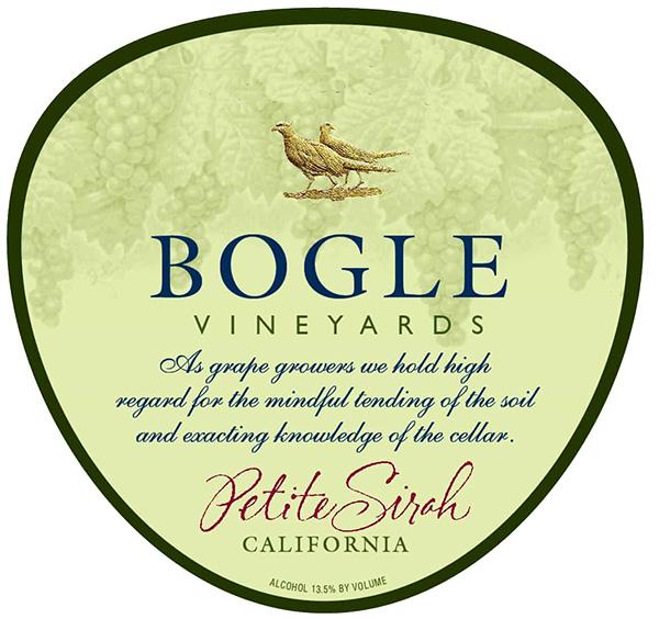 Bogle California Petite Sirah