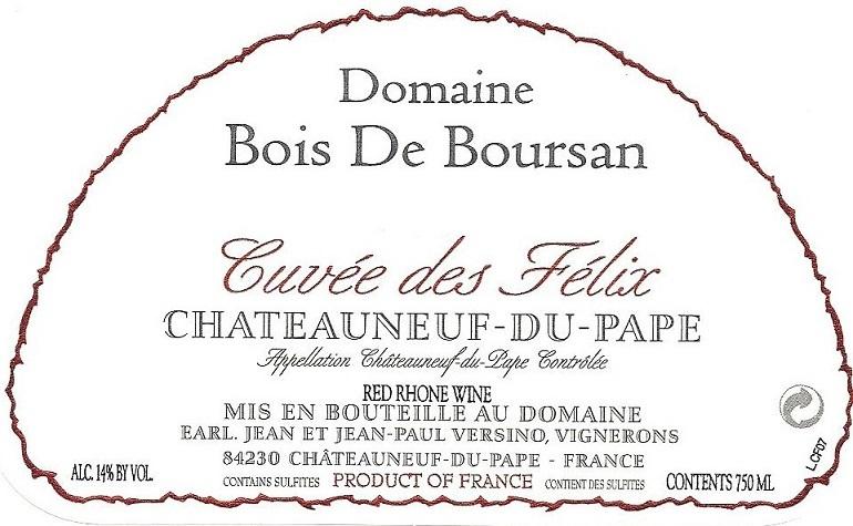 Boisde Boursan Felix