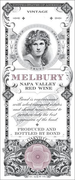 Bond Melbury