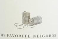 Booker My Favorite Neighbor