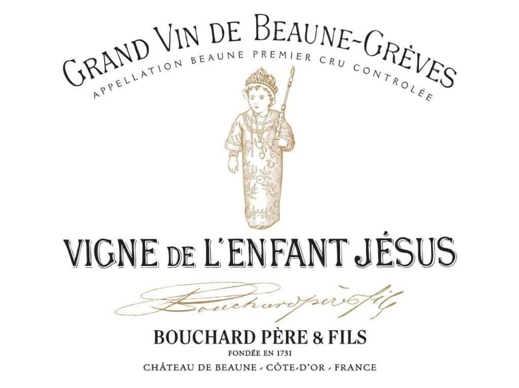 Bouchard Lenfant Jesus