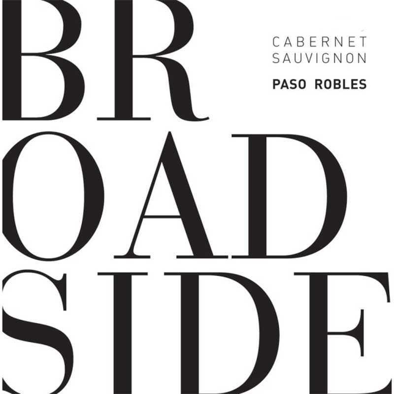 Broadside Paso Robles Cabernet