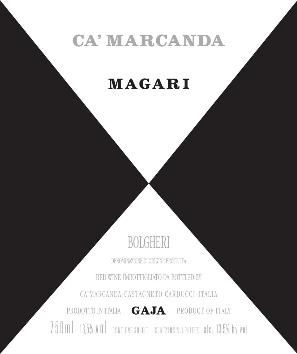 Ca Marcanda Magari