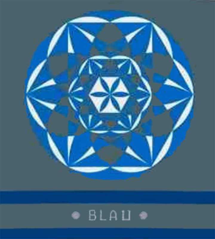 Can Blau Blau