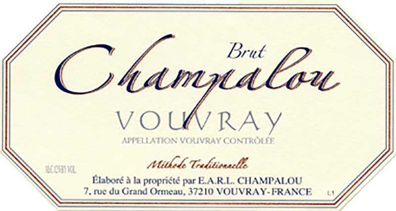 Champalou Vouvray Brut
