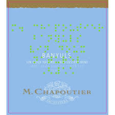 Chapoutier Banyuls