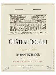 Chat Rouget Pomerol