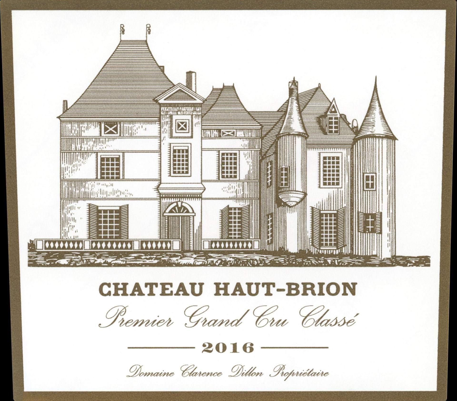 Chateau Haut Brion 2016