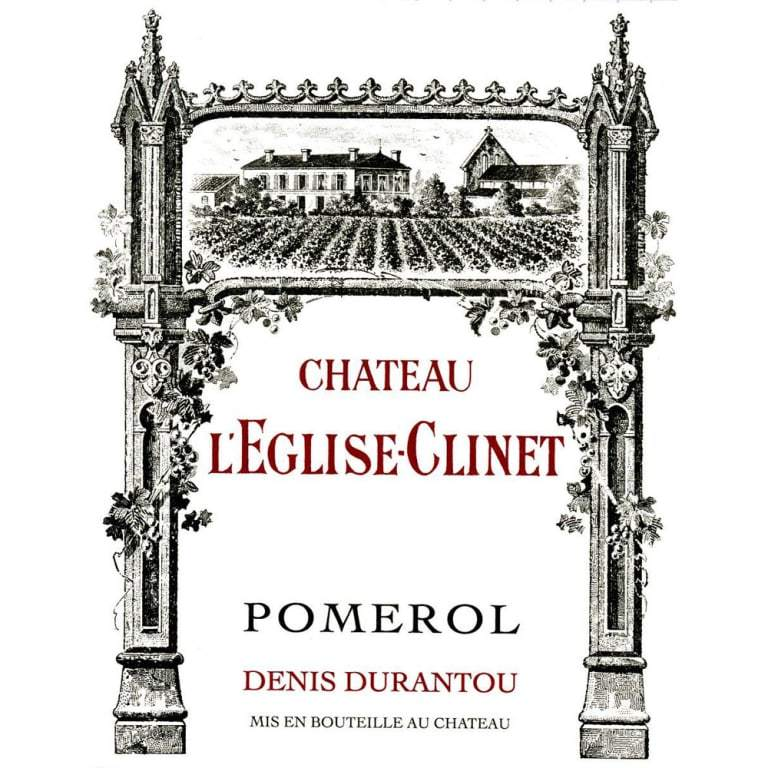 Chateau Leglise Clinet