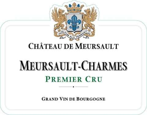 Chateau Meursault Meursault Charmes