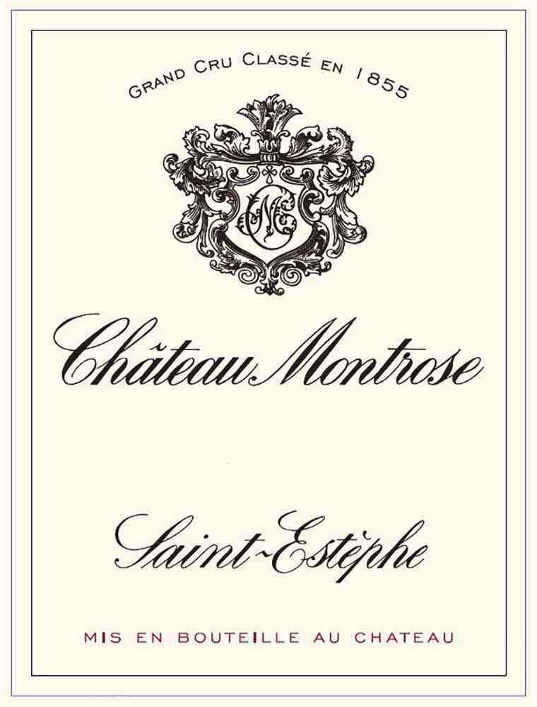 Chateau Montrose St Estephe