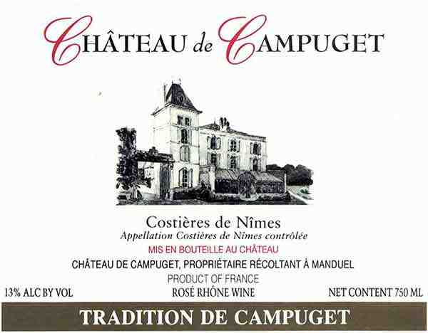 Chateau Du Campuget