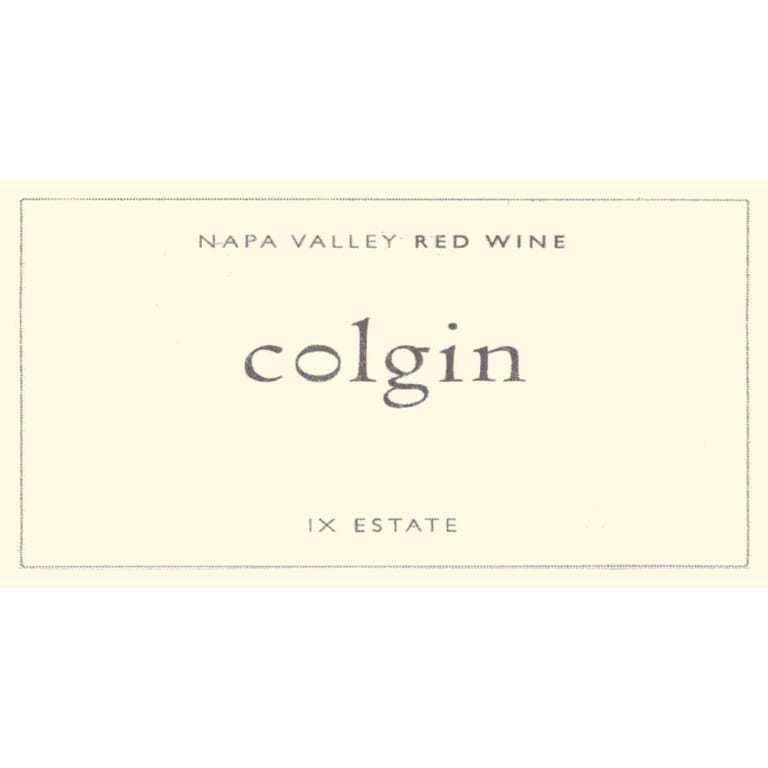 Colgin Ix Estate Red
