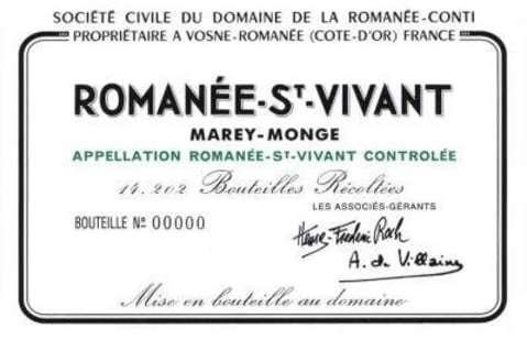 Drcromanee St Vivant