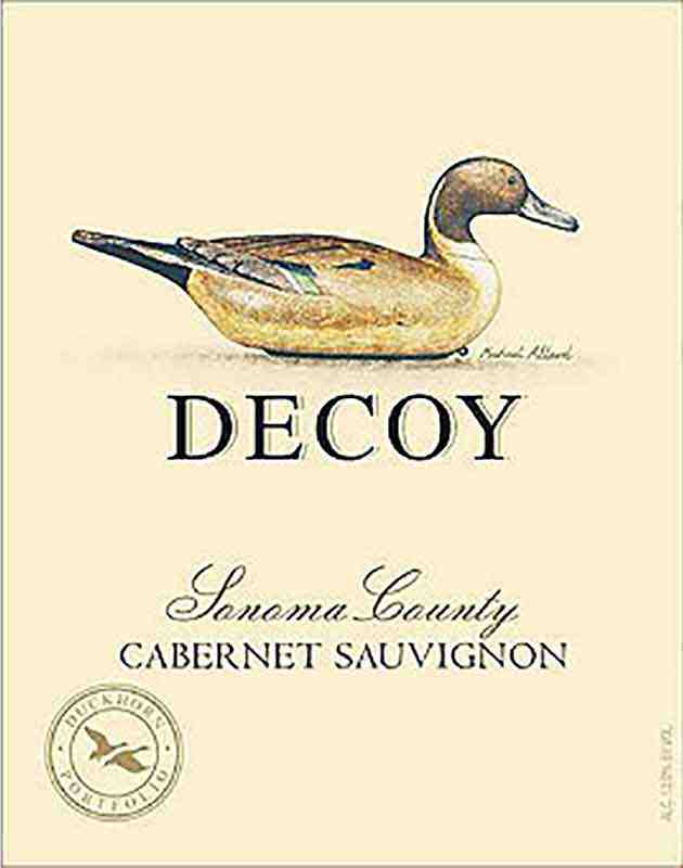 Decoy Sonoma Cabernet