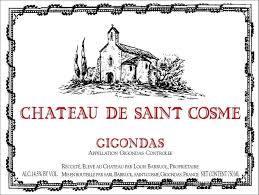 Dom Sainte Cosme Gigondas