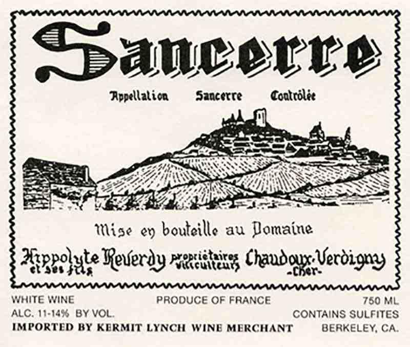 Domaine Hippolyte Reverdy Sancerre