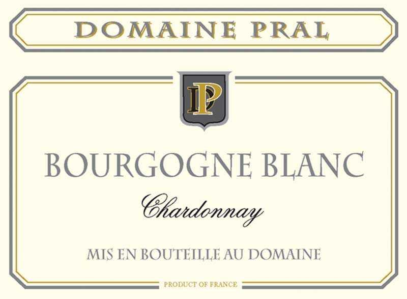 Domaine Pral Beaujolais Blanc