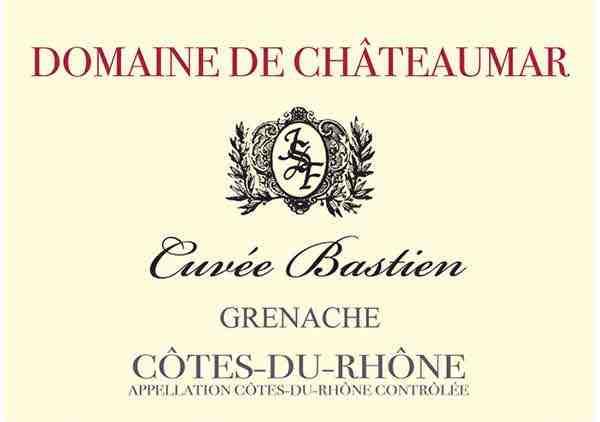Domaine De Chateaumar Cuvee Bastien