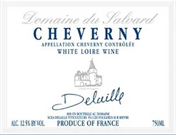 Domaine Du Salvard Cheverney