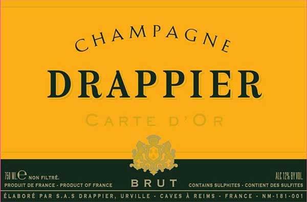 Drappier Carte D Or Brut