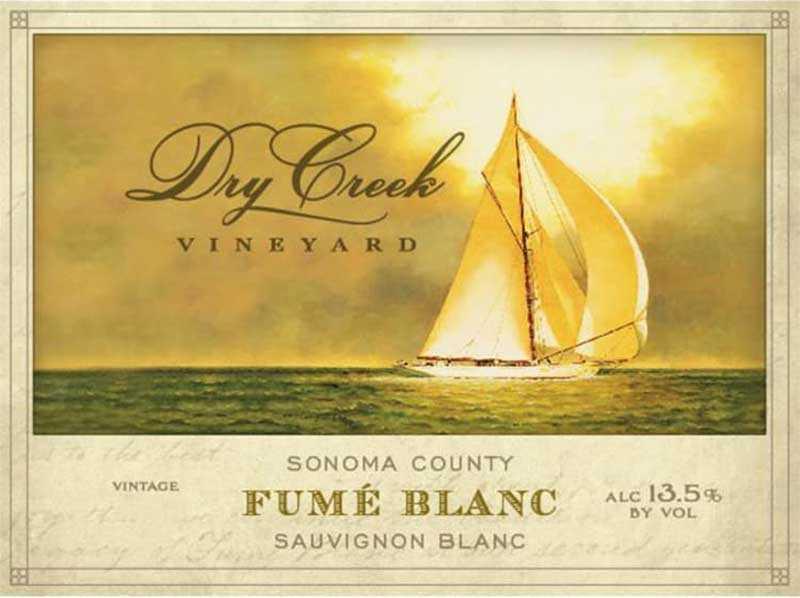 Dry Creek Fume Blanc