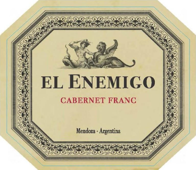 El Enemigo Mendoza Cabernet Franc