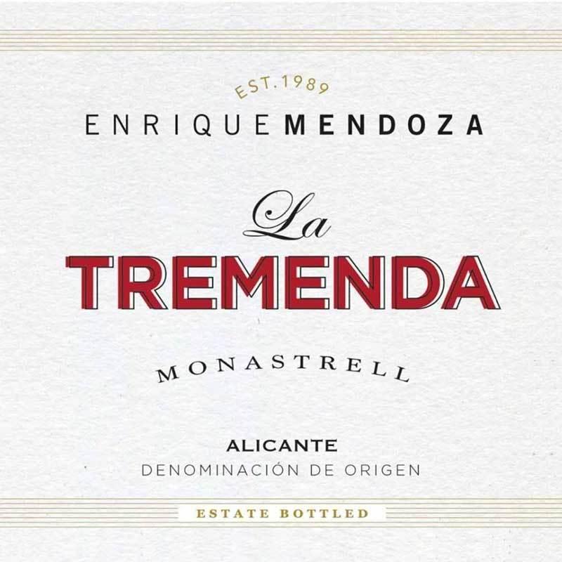 Enrique Mendoza La Tremenda