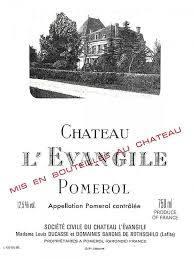 Evangile Pomerol