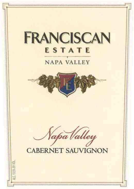 Franciscan Napa Valley Cabernet
