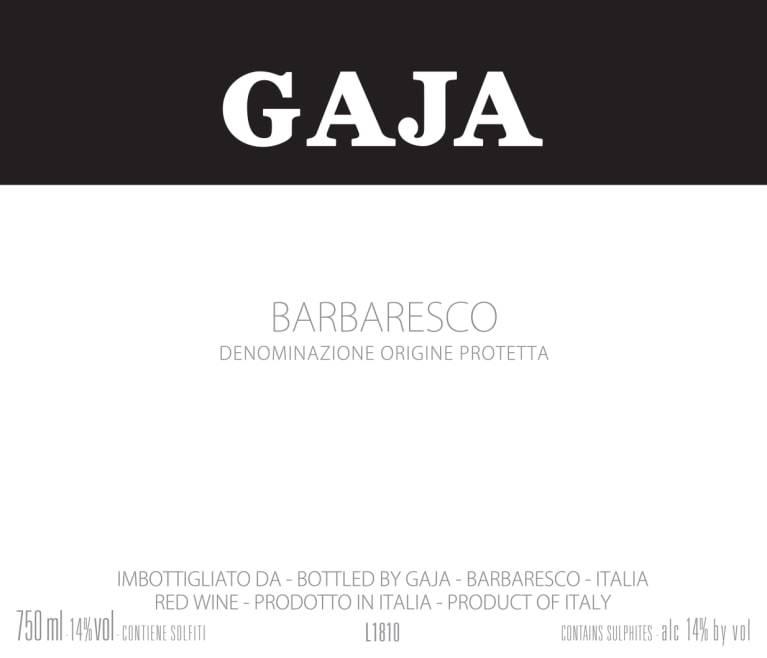 Gaja Barbaresco