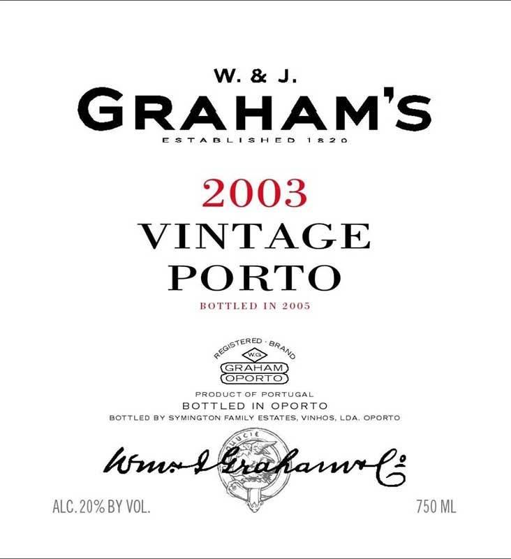 Grahams 2003